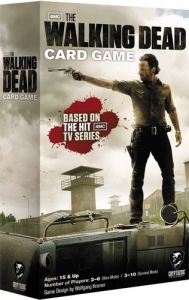 Walking Dead Card Game