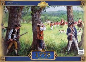 1775 La Revolution Americaine