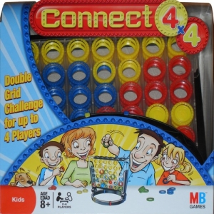 Connect 4x4