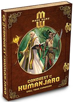 Mage Wars: Conquest of Kuman Jaro