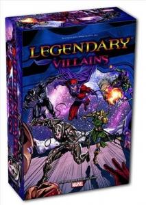 Legendary Villains DBG: Core Set