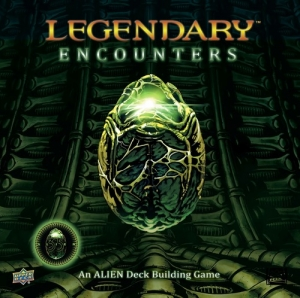 Legendary Encounters DBG: ALIEN Core Set