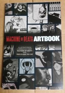 Machine of Death: Art Book