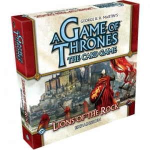 Game of Thrones LCG: Lions of the Rock