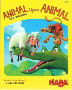 Animal Upon Animal: The Card Game