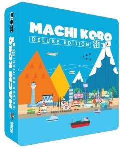 Machi Koro Deluxe Edition