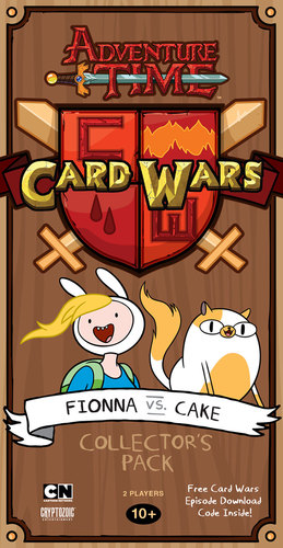 Adventure Time: Fionna vs Cake