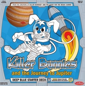 Killer Bunnies: Journey to Jupiter