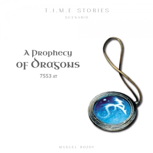 Time Stories: Prophecy of the Dragons