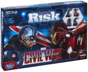 Risk: Marvel Captain America Civil War