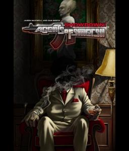 Agents of Smersh: Showdown Scenario Book