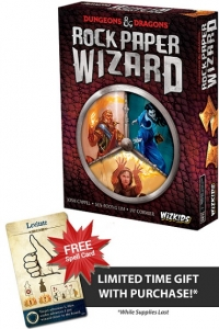 Rock Paper Wizards
