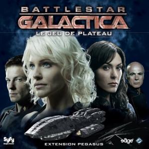 Battlestar Galactica: Pegasus (FR)