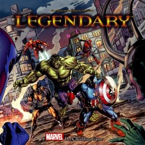 Legendary: Marvel Deck-Building Game