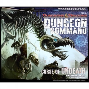 D&D: Dungeon Command: Curse of Undeath