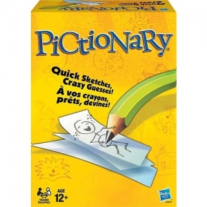 Pictionary Refresh