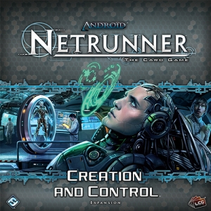 Netrunner: Creation and Control
