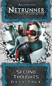 Netrunner: Second Thoughts