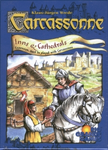 Carcassonne: Exp. #1 - Inns & Cathedrals