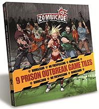 Zombicide Season 2: Prison Outbreak - Tile Pack