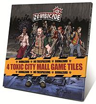 Zombicide: Toxic City Mall - Tile Pack
