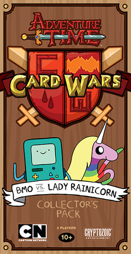 Adventure Time: Card Wars - BMO vs. Lady Rainicorn