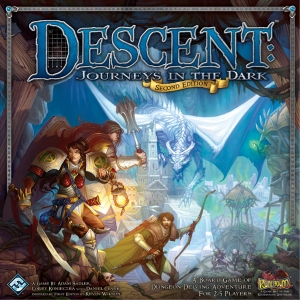 Descent: Journeys in the Dark - Second Edition