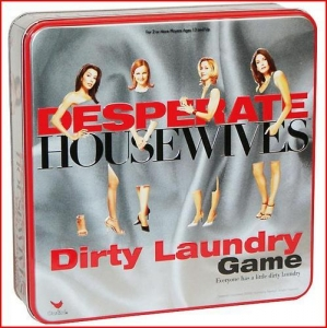 Desperate Housewives: Dirty Laundry