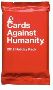 Cards Against Humanity: Holiday Pack 2012
