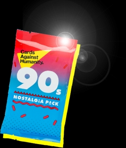 Cards Against Humanity: Nostalgia Pack '90s