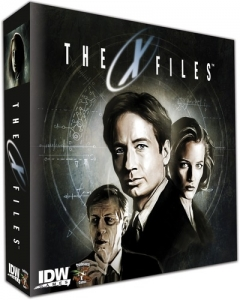 X-Files: The Board Game