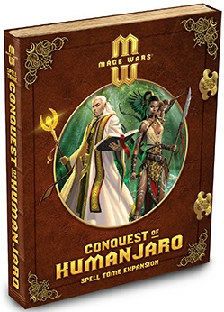 Mage Wars: Conquest of Kuman Jaro