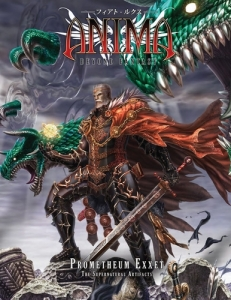 Anima: Beyond Fantasy RPG - Prometheum Exxet: The Supernatural Artifacts