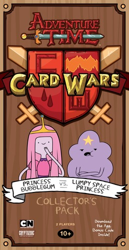Adventure Time: Princess Bubblegum vs. Lumpy Space Princess