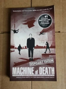 Machine of Death: Novel