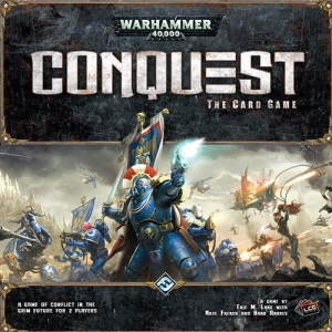 Warhammer 40,000: Conquest - The Card Game