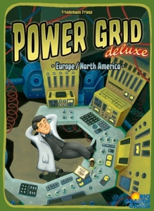 Power Grid: Deluxe Edition