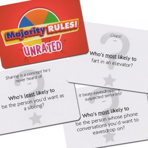 Majority Rules: Unrated Pack
