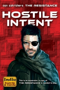 Resistance: Hostile Intent
