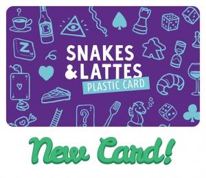 $25 S&L Plastic Card
