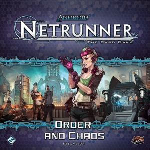 Netrunner: Order and Chaos