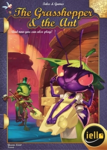 Grasshopper & The Ant
