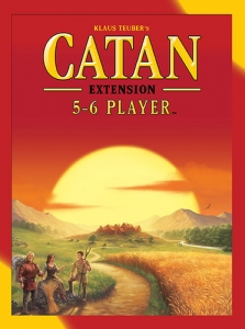 Catan, 5-6 Extension (5th Edition)