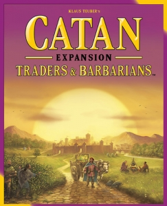Catan: Traders & Barbarians (5th Edition)
