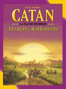 Catan: Traders & Barbarians, 5-6 Extension (5th Edition)