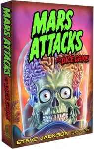 Mars Attacks: Dice Game