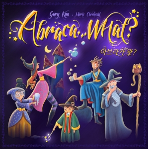 Abraca What?