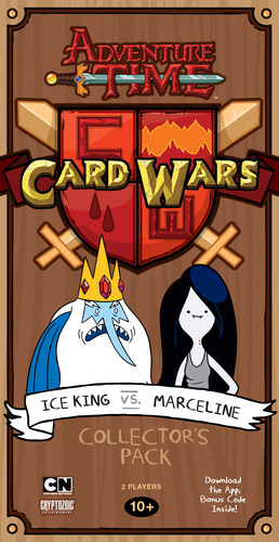 Adventure Time: Ice King vs. Marceline