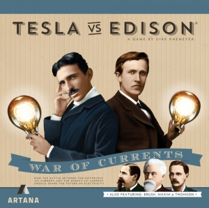 Tesla vs. Edison: War of Currents (base game)