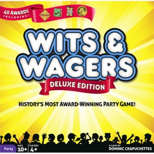 Wits & Wagers: Deluxe